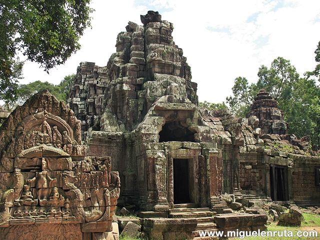 Ta-Som-Arquitectura-Angkor