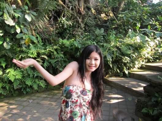 Model Taiwan Charmian Chen Bicara Soal Payudaranya