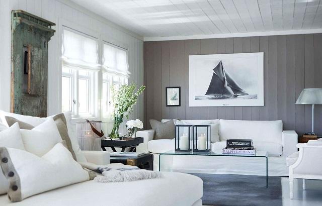 Edyta dise o decoraci n blog de decoraci n cortinas - Decoracion con estores ...