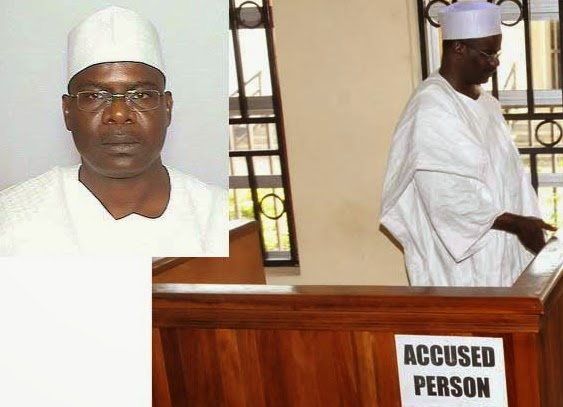 senator ndume secret trial