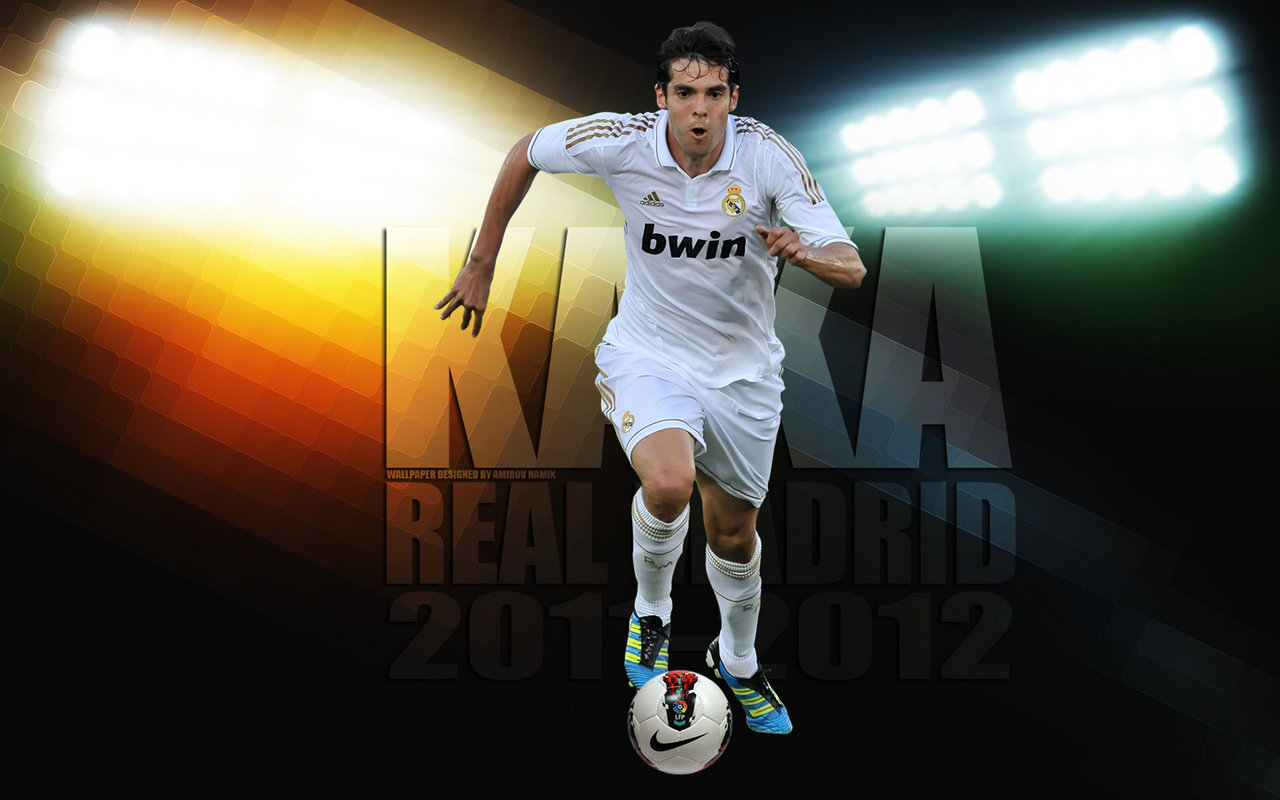 Ricardo Kaka Real Madrid 2012 2011 Wallpaper