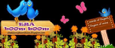 !                                                       Eza Boom Boom | ファエザ^_^!