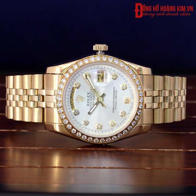 Đồng hồ rolex fake 1 tại hà nội R107