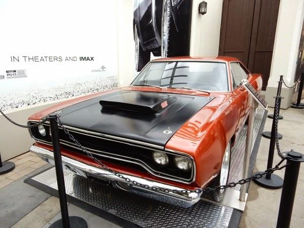 Furious 7 1970 Roadrunner