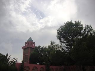 El Templo del Sol - Naturist Camping tower - L'Hospitalet de L'Infant