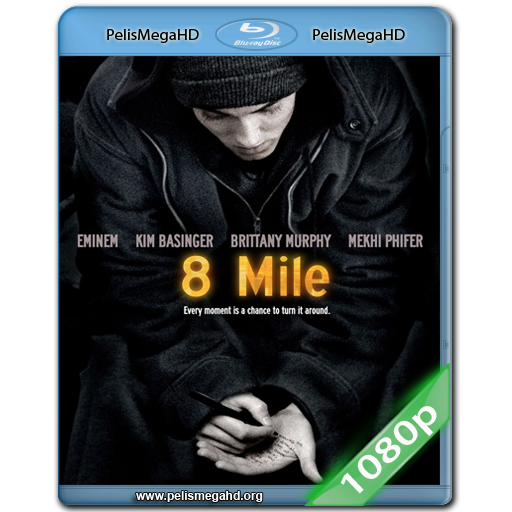 8 MILLAS (2002) FULL 1080P HD MKV ESPAÑOL LATINO