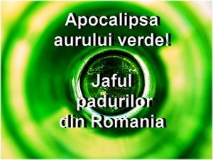 Apocalipsa padurilor din Romania