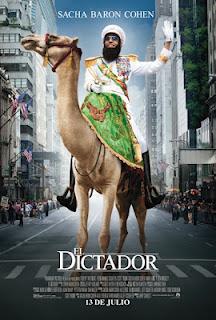Ver El Dictador Online Gratis (2012)