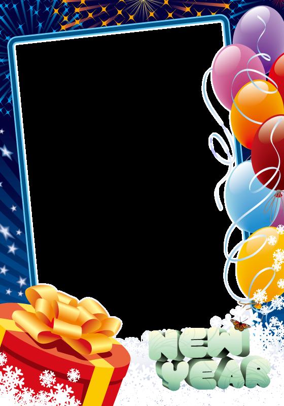 Moldura de cartão de aniversário - Imagui
