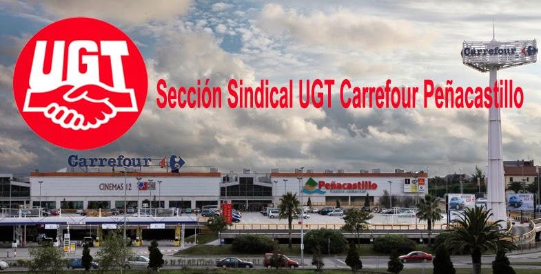 Sección Sindical UGT Carrefour Peñacastillo