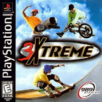 Download Game 3Xtreme PS1 (PSX)