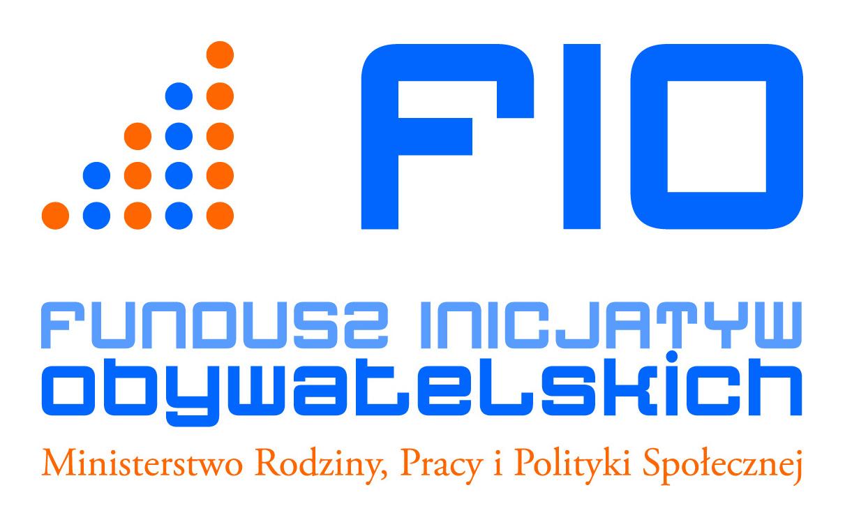 Projekt realizowany jest w ramach programu FIO 2016