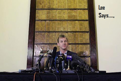 Brett Lee Retires quits International Cricket images pics profile song family Biography