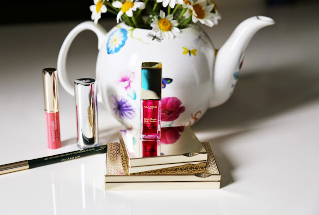 Garden Escape Clarins maquillaje primavera