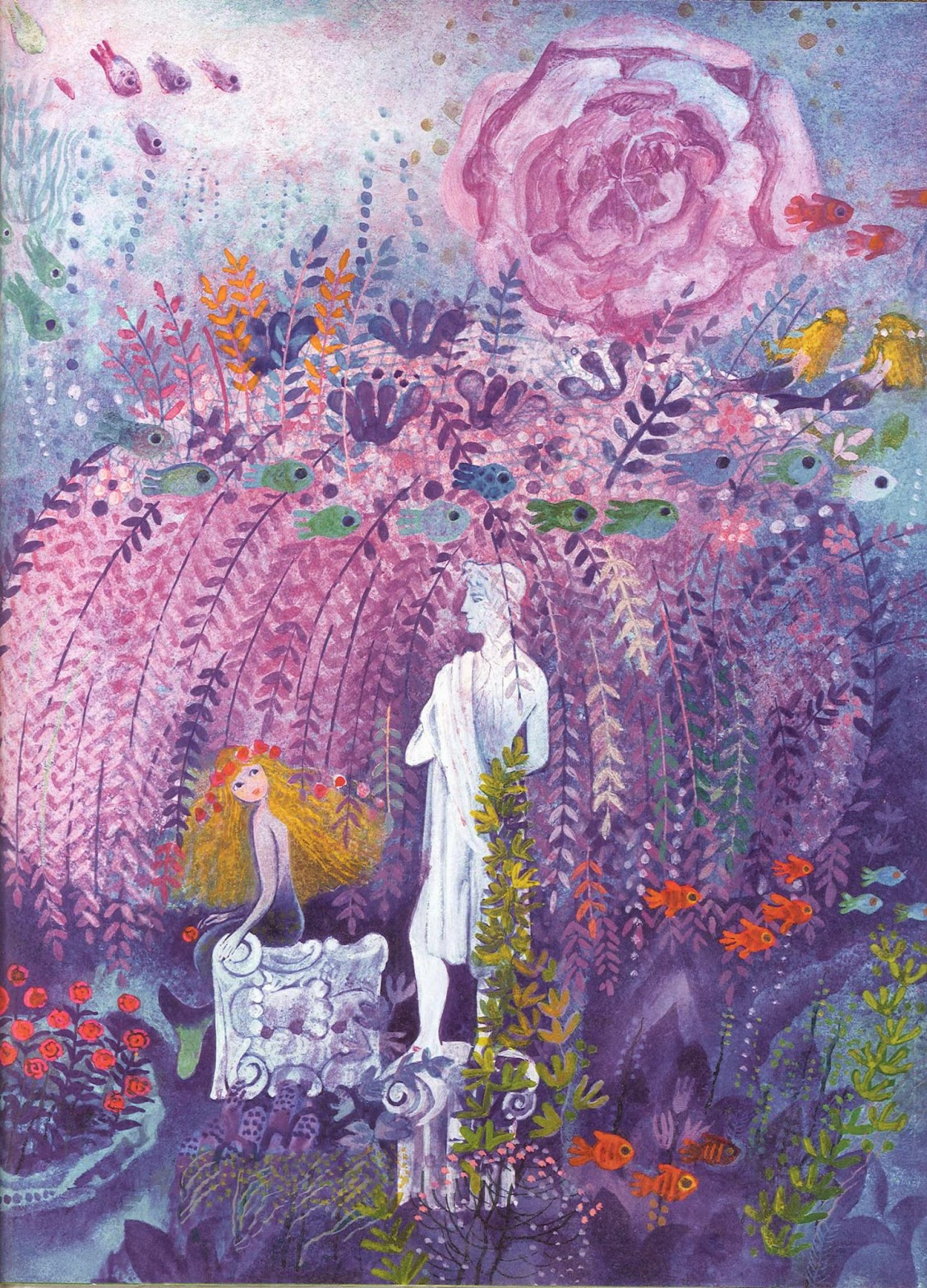 josef palecek, illustration