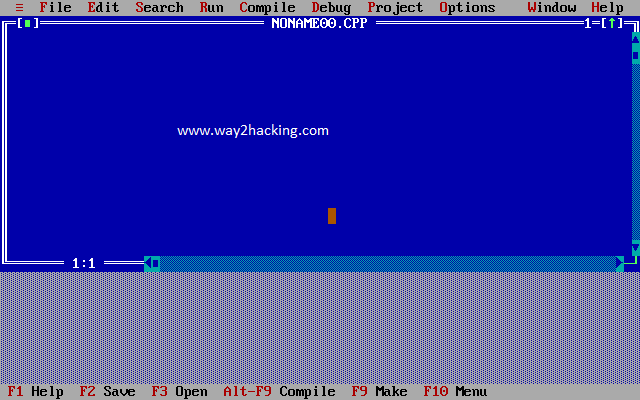 Turbo C++ 3220 Free Download - Soft32
