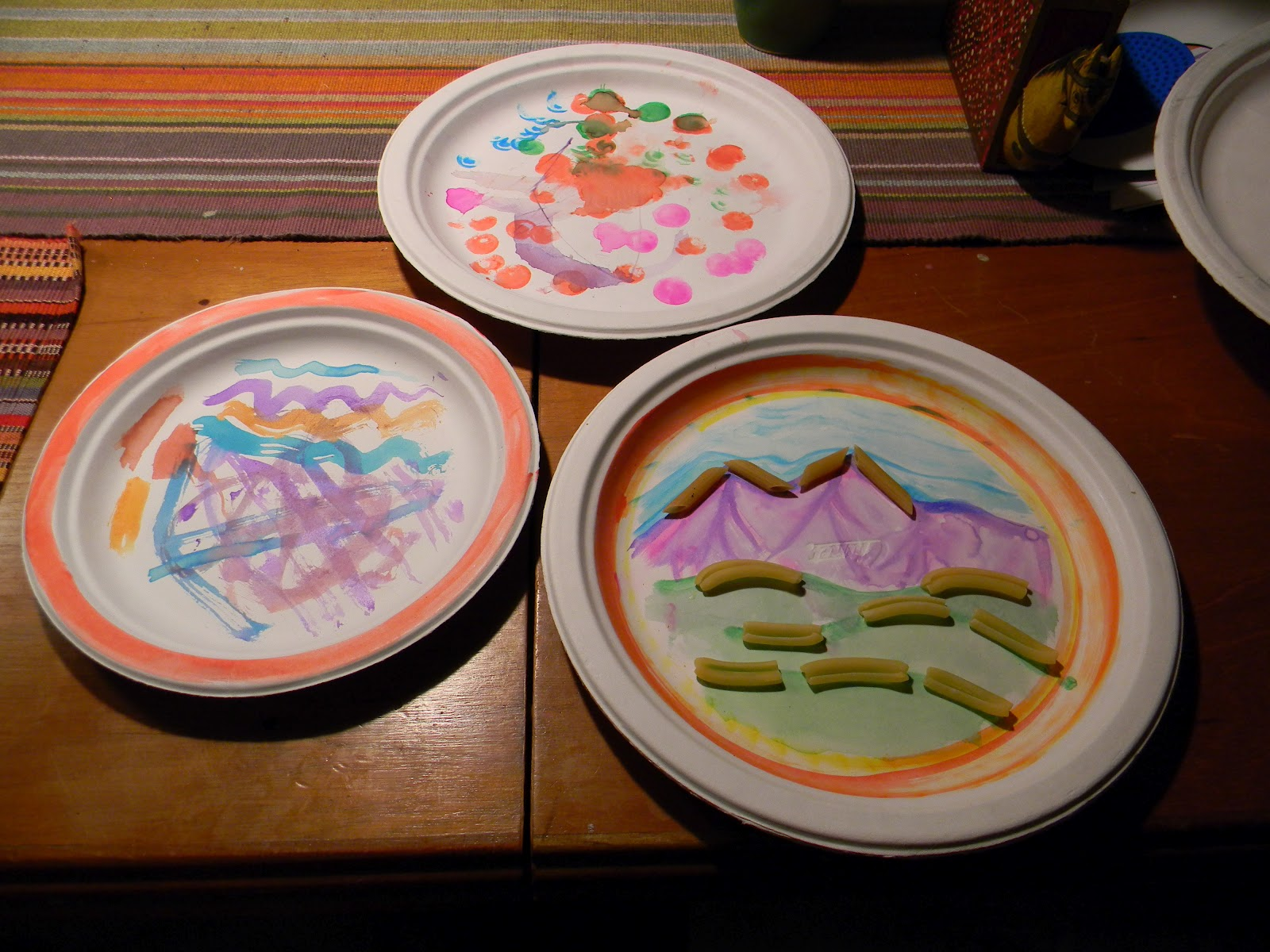 Paper Plate Art & paper plate Archives | Make Something Daily