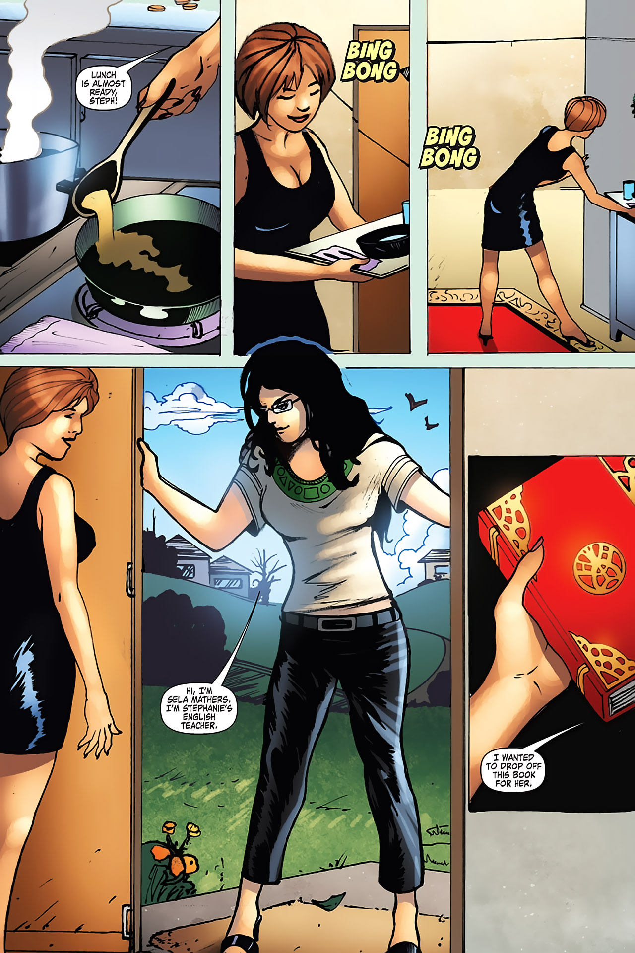 Grimm Fairy Tales (2005) Issue #7 #10 - English 6