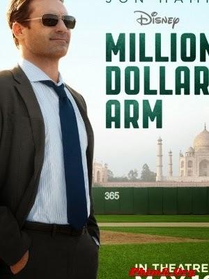 Cánh Tay Triêu Đô - Million Dollar Arm (2014)