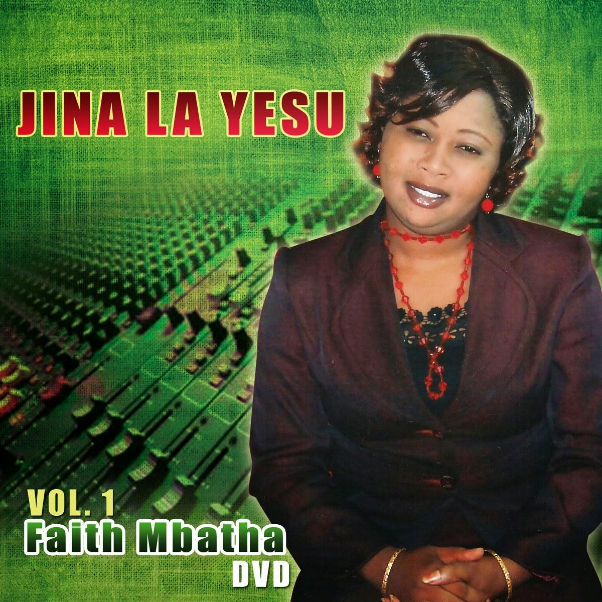 FAITH MBATHA KWA NEEMA YA MUNGU AMEWEKA NYIMBO ZAKE ZA VOL.1 KTK YOUTUBE
