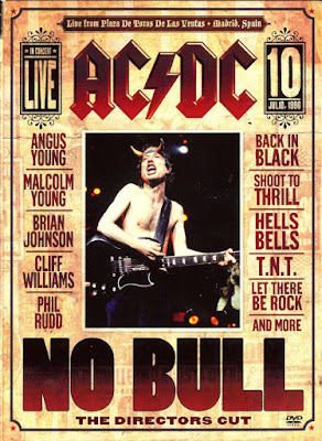 AC/DC – No Bull (The Directors Cut) 2008 DVD R1 NTSC VO