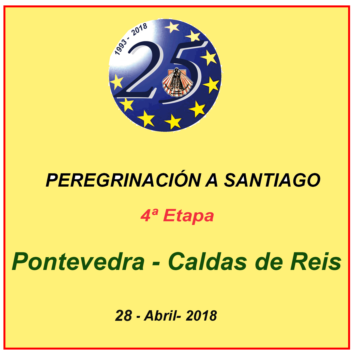 Etapa Pontevedra-Caldas