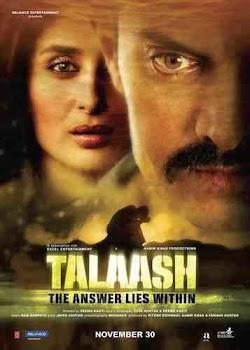 Trái Tim Cô Độc - Talaash (2012) Poster