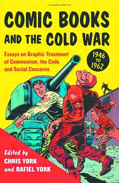 events influencing the cold war essay