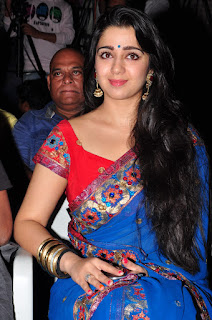 Actress Charmi At Jyothi Lakshmi Success Meet Photos
