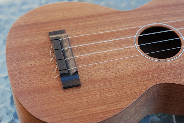 bruko model 6 ukulele body