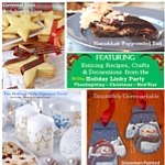 Christmas Cheer: Enticing Recipes, Crafts & Décor