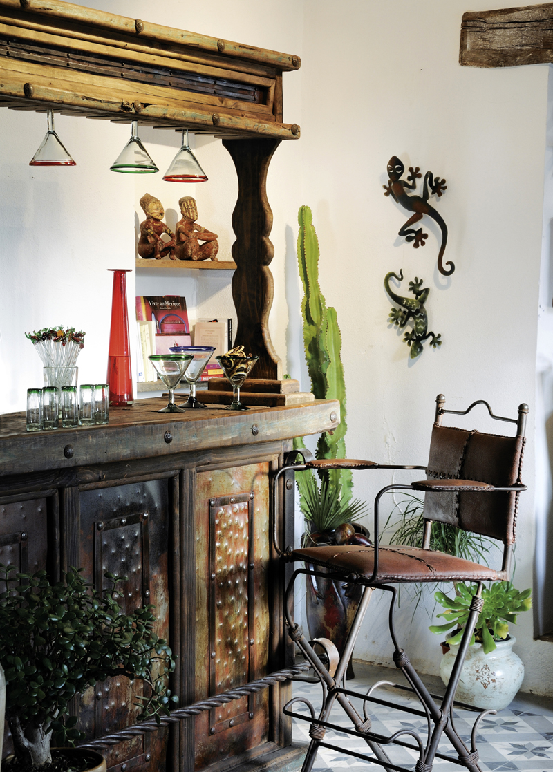 meuble mexicain. Black Bedroom Furniture Sets. Home Design Ideas