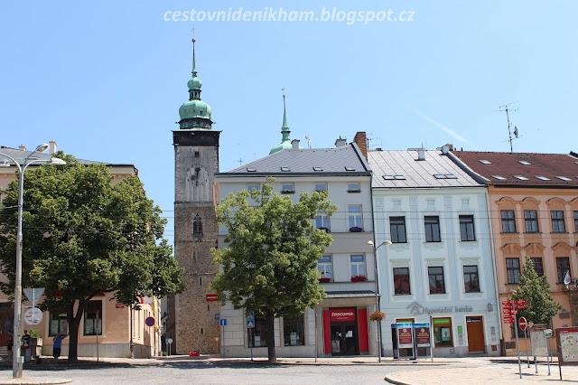 Masarykovo náměstí v Jihlavě // a main square in Jihlava