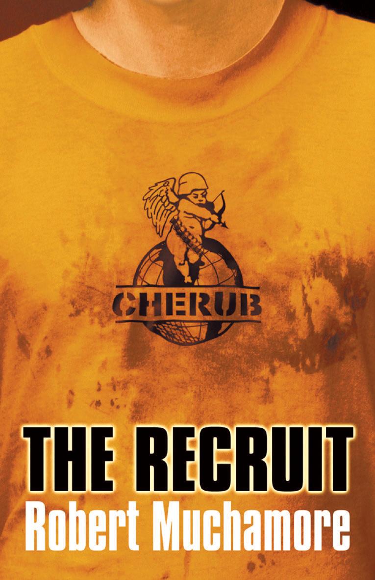 Books Aplenty, Books Galore!: The Recruit by Robert Muchamore