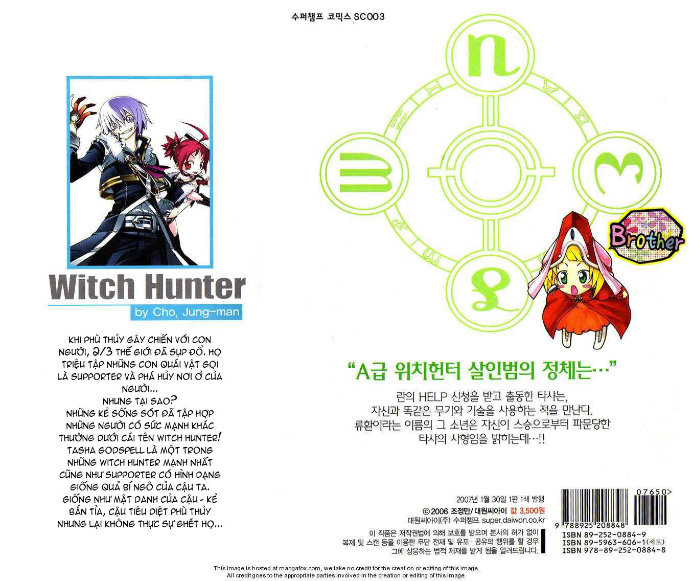 Witch Hunter – Thợ Săn Phù Thủy chap 13 Trang 2 - Mangak.info