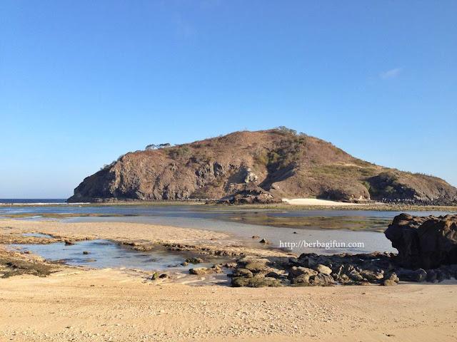 pantai areguling loteng