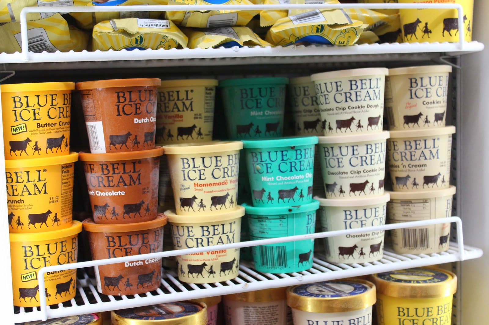 Blue bell ice cream new flavors