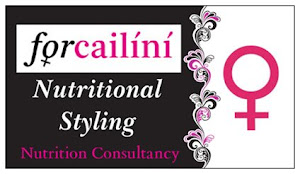 CONTACT ME FOR PERSONALISED NUTRITION ADVICE - colleen@forcailini.co.uk