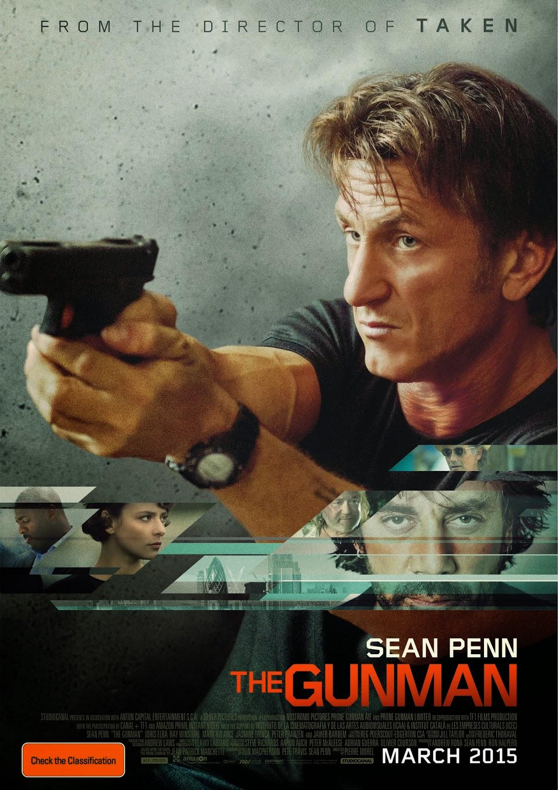 განმენი (ქართულად) - The Gunman / Стрелок (2015)