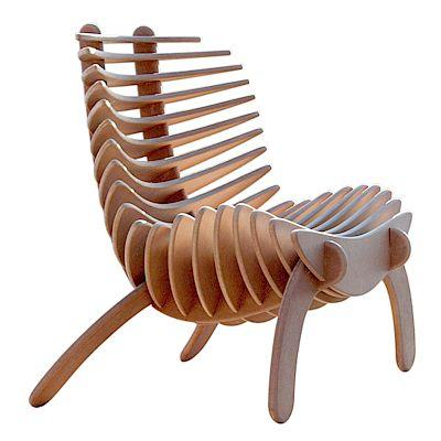 Bone� Chair by Nicolas