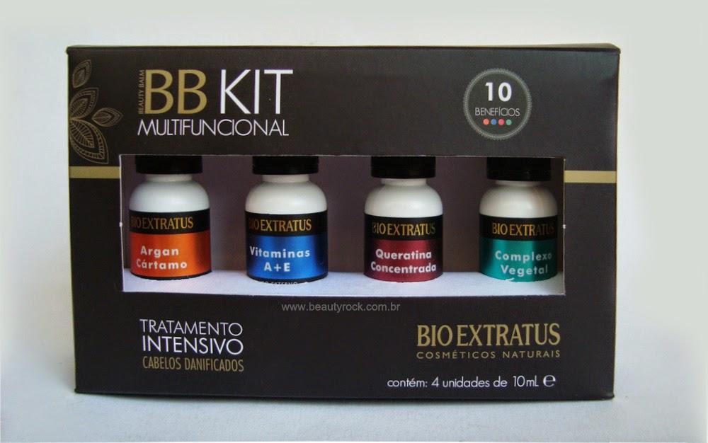 Resenha: BB Kit Multifuncional da Bio Extratus