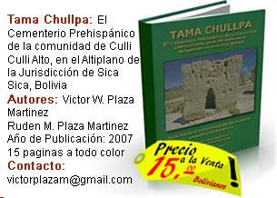 Libro Tama Chullpa