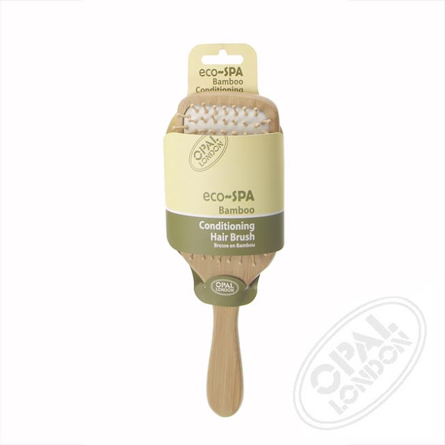 Bamboo Hair Brush2
