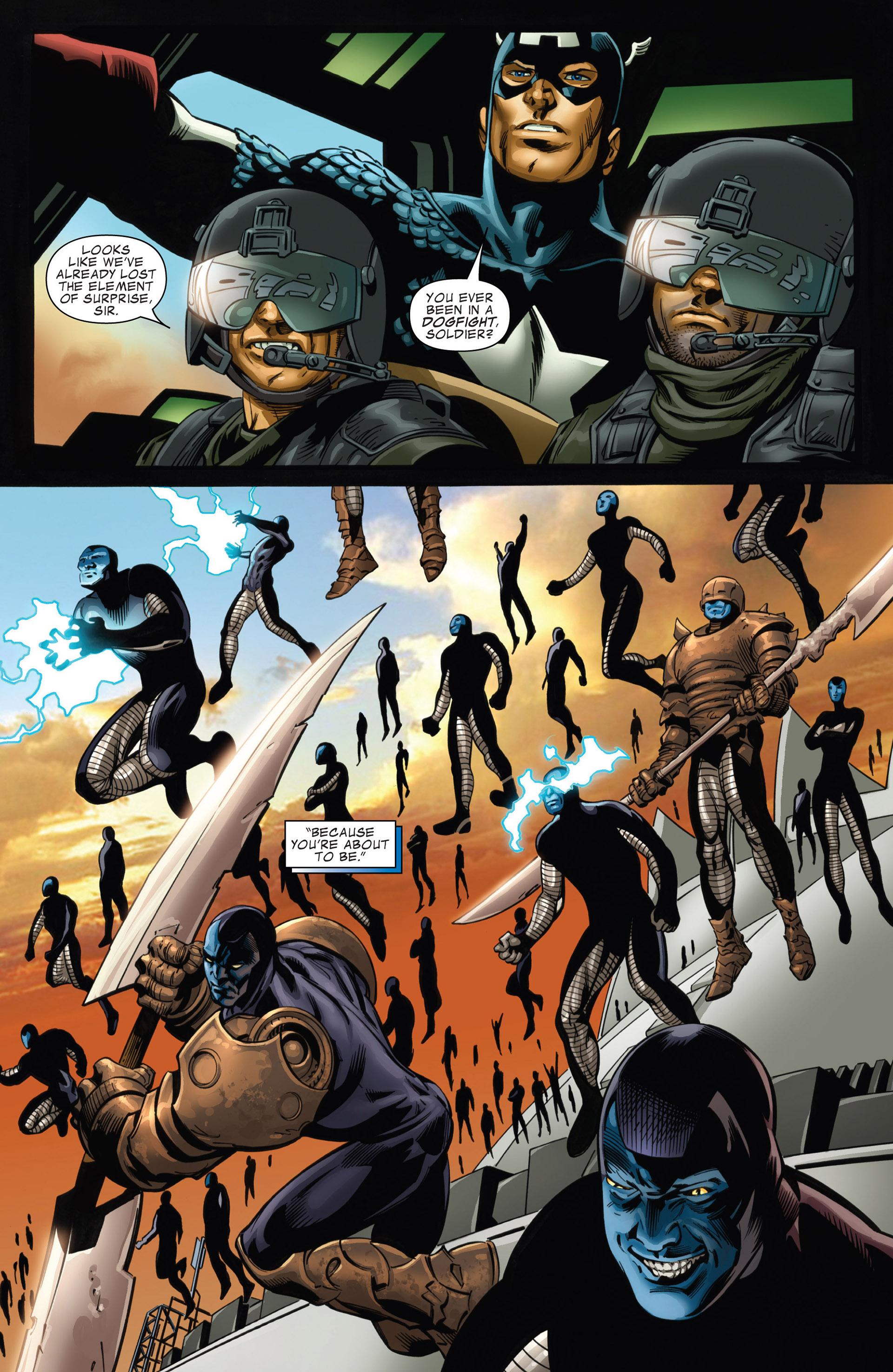 Captain America (2011) Issue #17 #17 - English 17