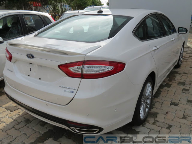 carro Fusion 2013 Ford Turbo