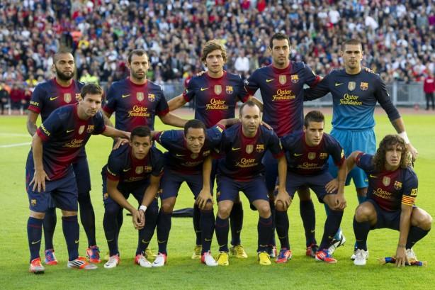 Barcelona Fan Website