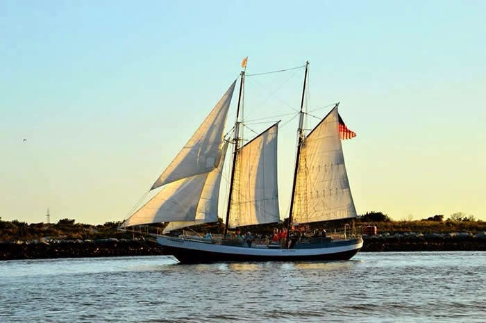 St Augustine Events:  Tour de Farm, Blessing of the Fleet, Dierks Bentley Concert!! And More!!  Do you really need more???!!!! 3  Schooner+Freedom+2 St. Francis Inn St. Augustine Bed and Breakfast