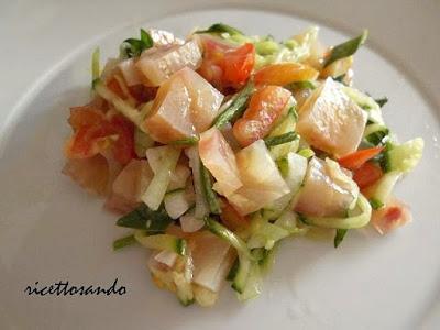 Nervetti con verdure