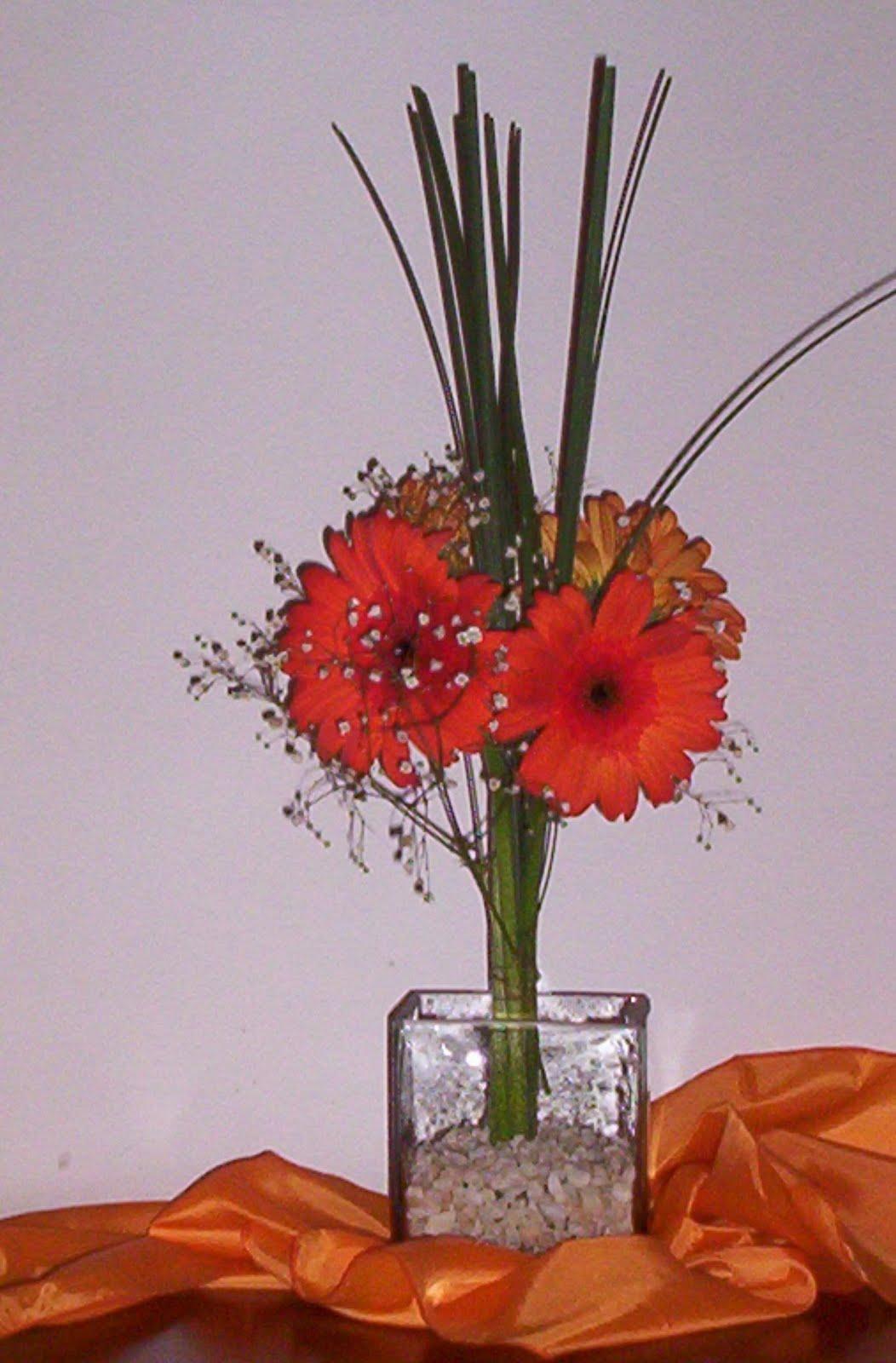 Artesan as any centros de mesa - Centros de rosas naturales ...
