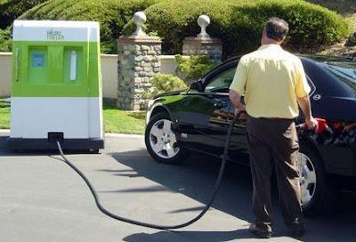 ابتكار حل بديلا للبنزين التقليدى كمحرك للسيارات - E-Fuel Corporation